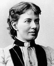 Sofia Kovalevskaïa (1850-1891)