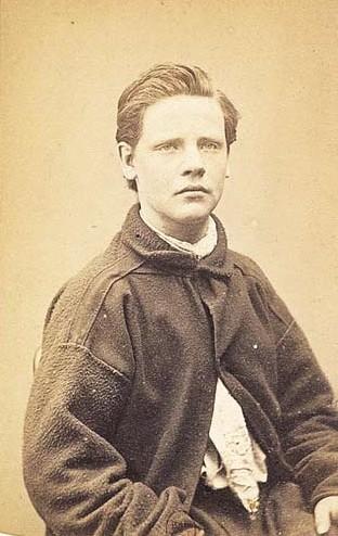 DAMOUR Eugène Jules (photographie Appert)