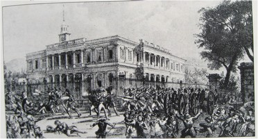 Massacre à Saint-Denis, 1868