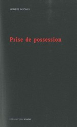 Prise de possession