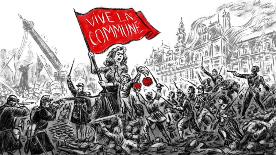Amies et Amis de la Commune de Paris 1871